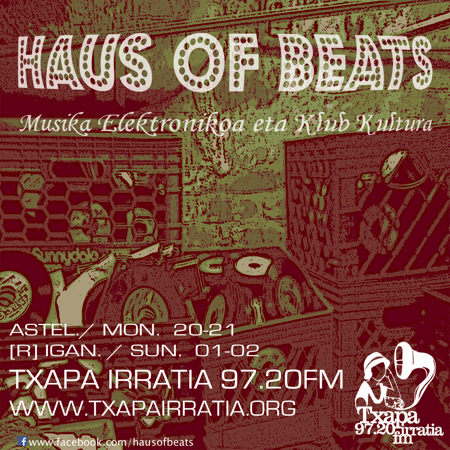HAUS OF BEATS 7