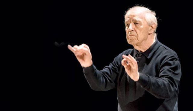 Pierre Boulez konpositore eta orkestra zuzendari zenaren berri ekarri digu Ibon Rodriguezek