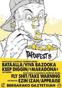 TAPOI FEST 2016 -Larunbateko kontzertua