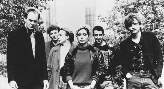The Fall taldearen musika ekarri digu Ibon Rodriguezek