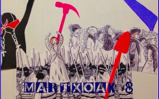 'BIlgune kontari': martxoaren 8ko deialdiak, ekonomia feminista eta Lilatoia
