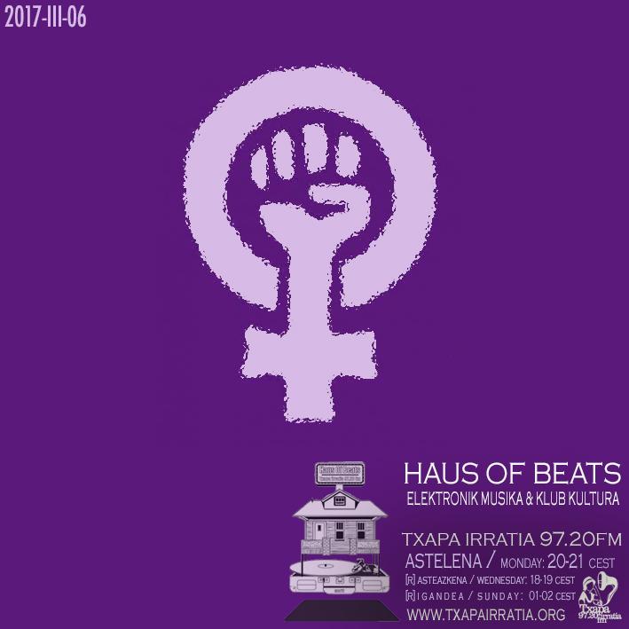 HAUS OF BEATS 64 – Martxoak 8