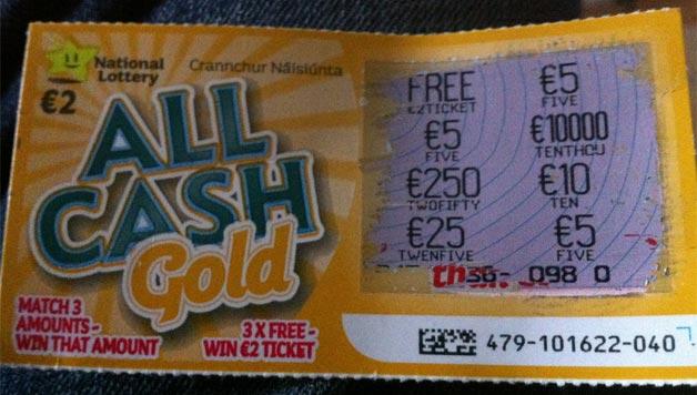 ZIENTZIALARI: Loteria eta matematika