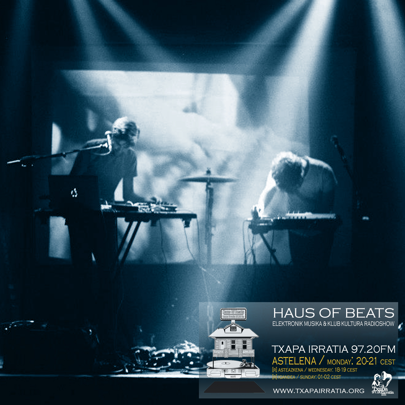 Haus of beats 69 txapa irratia fm - Haus 69 ...