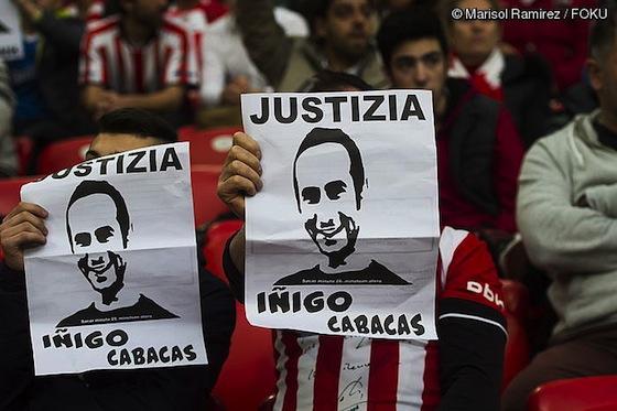 REGGAE FEVER: Futbola eta Reggaea Iñigo Cabacasen omenez