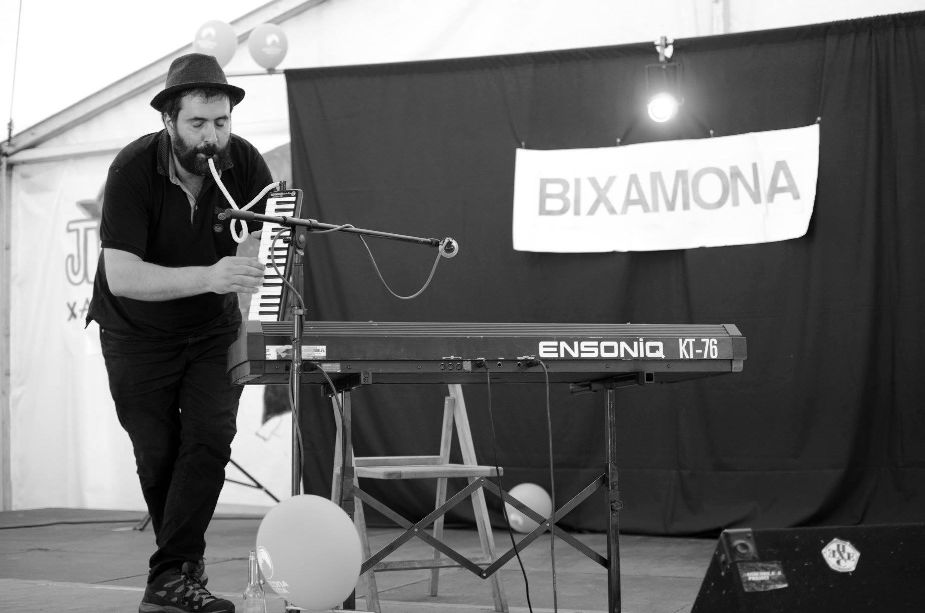 KKinzona kontzertuak [MARA] zuzenean Bixamona Fest 10.