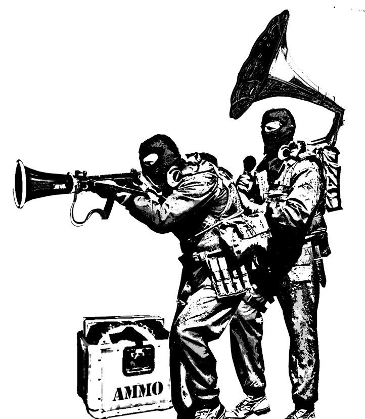 BERTSiOLARI (3) – Huelga del metal, Pajaros de barro, Leitza, Clockwork ska, Un hombre blanco en San Francisco, El preso numero 9, Malagueña, El mundo que yo viva, Kattalin, Guns of Brixton.