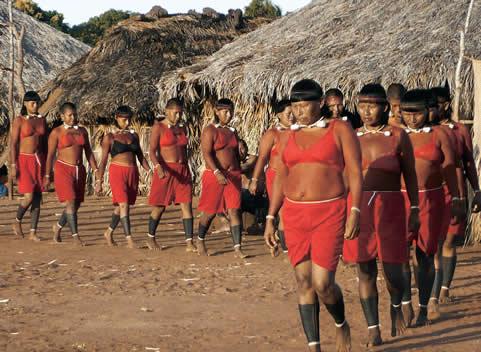 Lur eta Murmur: COVID19a eta Brasilgo herri indigenak