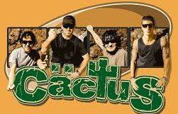 Portada del grupo Cäctus