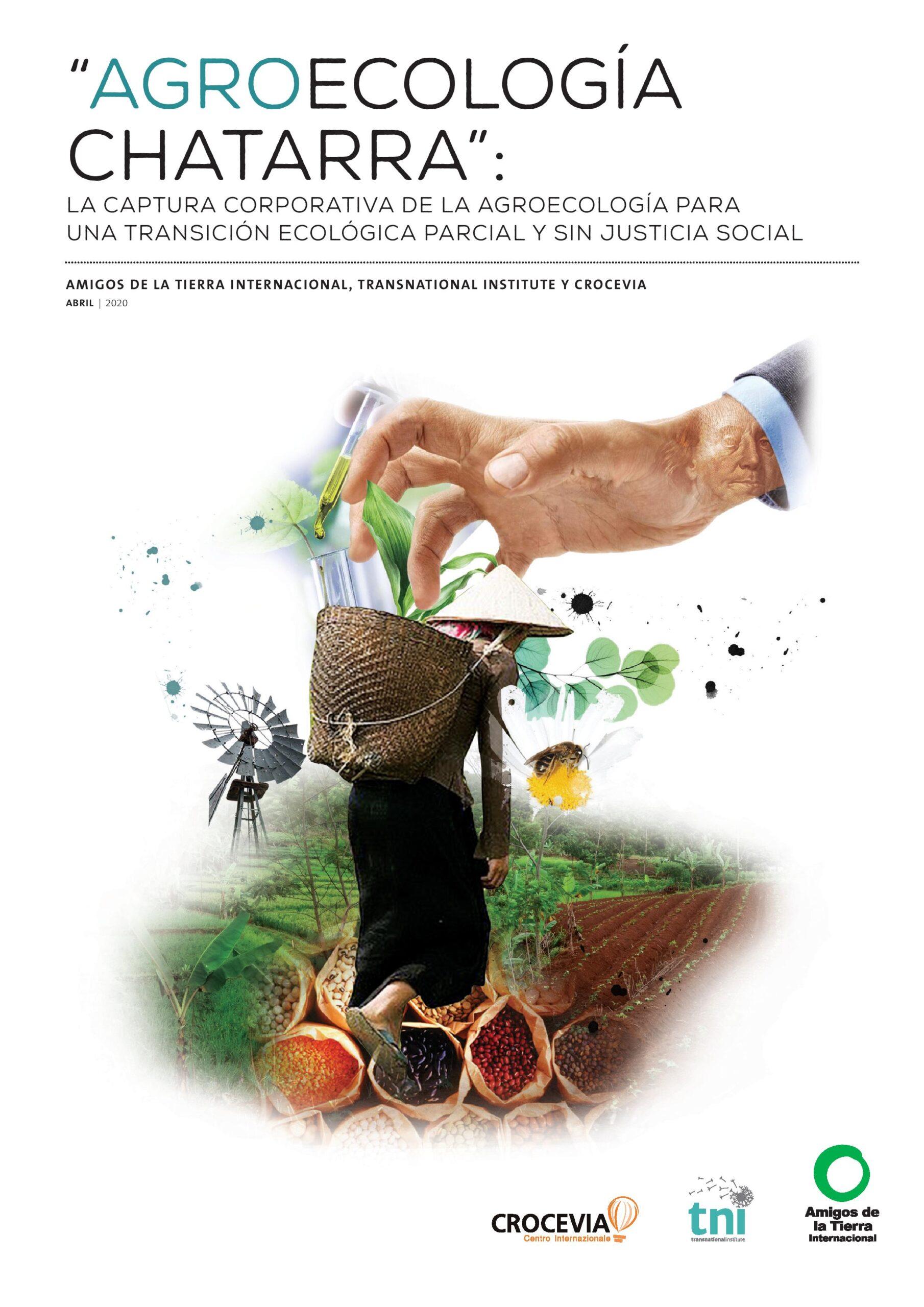 Lur eta Murmur: Agroekologia zatarra