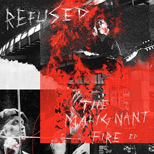 """ADI – Refused taldeak """"The Malignant Fire"""" diskoa aurkeztuko du"""