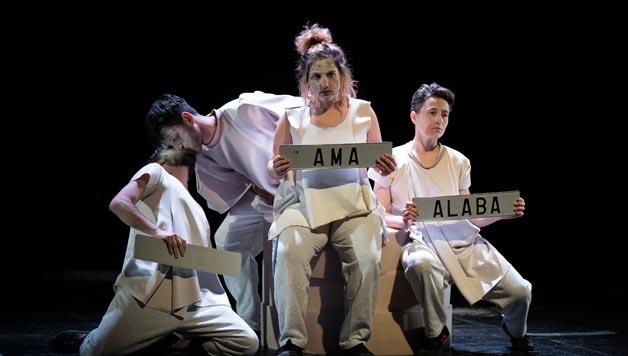 """PIPERPOLIS: """"Antigone edo ezetzaren beharra"""" Horman Posterren berria"""