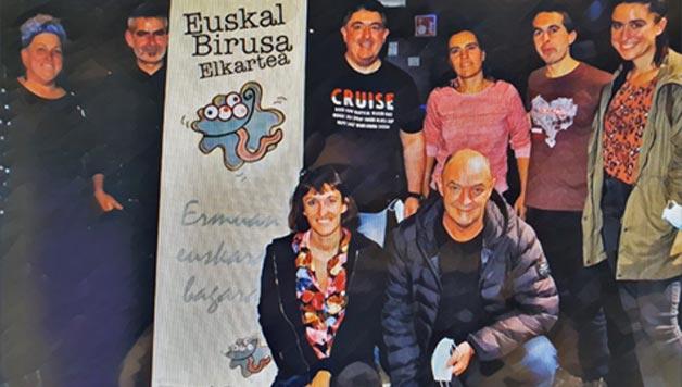 POTTO: Euskal Birusa Elkarteak antolatutako San Martin bertso-jaialdia ERMUAN