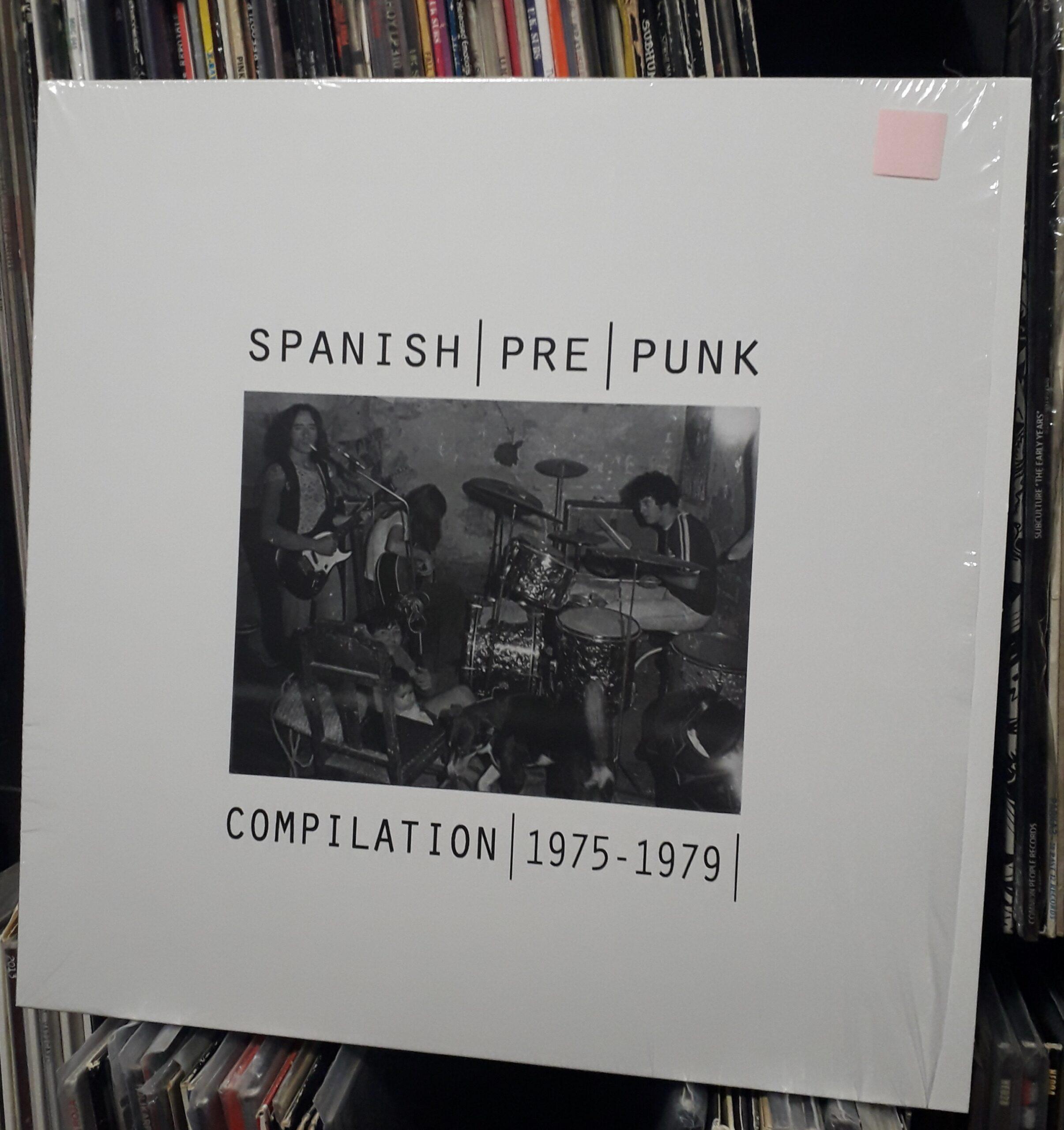 """Bidasoa Attak! 2020-12-03 """"Spanish Pre Punk 1975-1979"""" bilduma bitxiari buruz"""