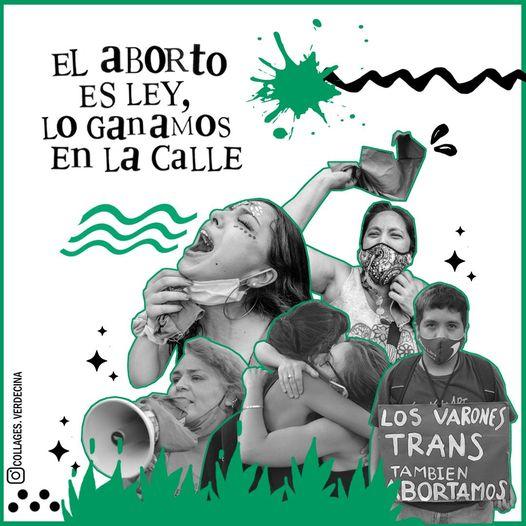 Txibierroak uluka #EsLey Abortu eskubidea: Iruñeatik Argentinara. Borroka feministaren fruituak