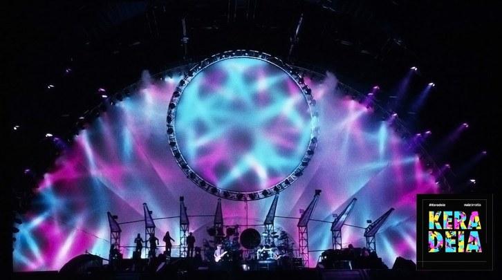Kera Deia | Pink Floyd 'Pulse' (II)