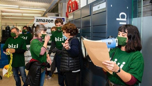 LANAREN EKONOMIA: Greben eragina eta Amazonen estrategiak aztergai