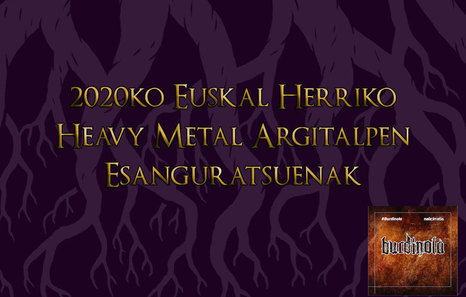 Euskal Herriko 'Heavy Metalaren' 2020ko uzta