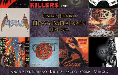 Burdinola | Euskal Herriko heavy metalaren historia (I)