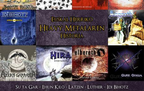 Burdinola | Euskal Herriko heavy metalaren historia (II)