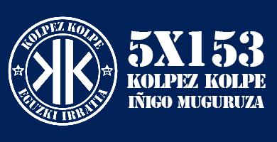 5X153 Kolpez Kolpe – Iñigo Muguruza