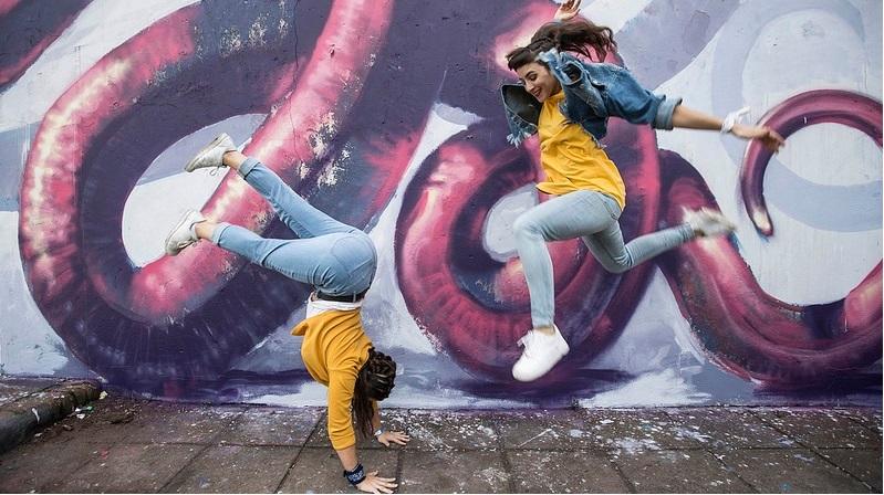 Xarma tiro punk #016 Hip-hop titis.