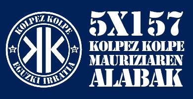 5X157 Kolpez Kolpe – Mauriziaren alabak