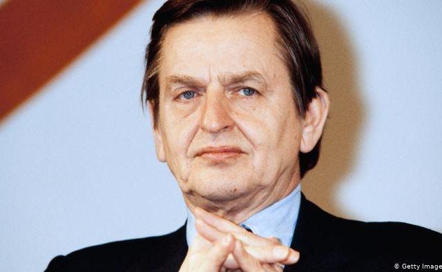 GAUR EGUR – Olof Palme