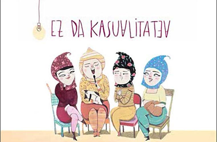 POTTO: Ez Da Kasualitatea, Diman bertso saio musikatuz gozatzen