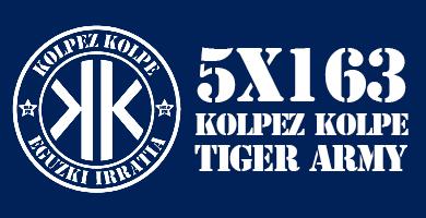 5X163 Kolpez Kolpe – Tiger Army