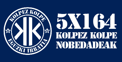 5X164 Kolpez Kolpe – Nobedadeak