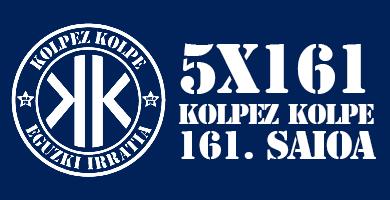 5X161 Kolpez Kolpe – Zalduntxo predikatzailea!