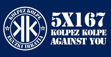 5X167 Kolpez Kolpe – Against You