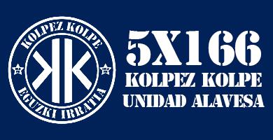 5X166 Kolpez Kolpe – Unidad Alavesa