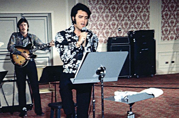 """SOINUGELA: Elvis Presley Memphisen (1969) eta Nashvillen (1970), Bunny Wailer, CSN eta Y-en """"Déjà Vu"""" grabazioen 50. urtemuga"""