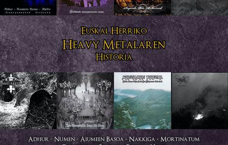 Burdinola   EHko Heavy Metalaren historia [V]