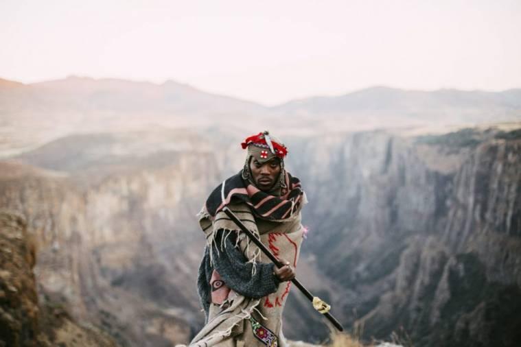 ADI – Morena Leraba, Lesothoko artzain raplaria