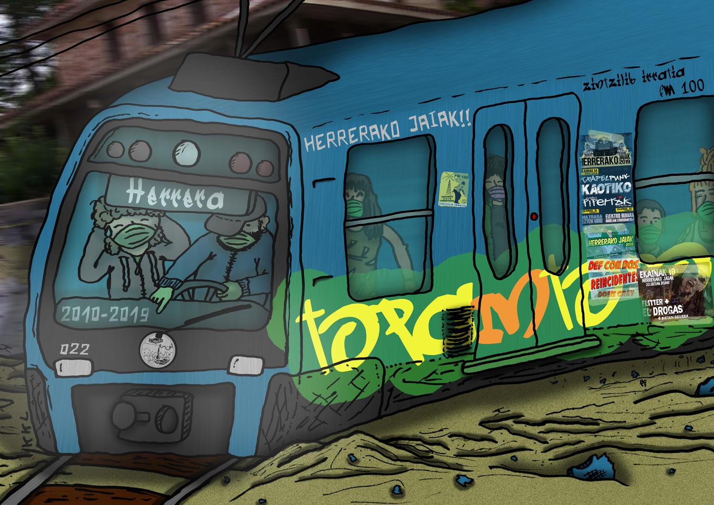 Topa in Topo #22 Herrera