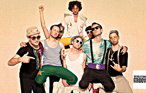 Revolutionary Grooves   Afro-funk
