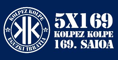 5X169 Kolpez Kolpe – 169. Saioa