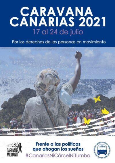 Lur eta Murmur: Ametsak  itotzen  dituzten  politiken  aurrean,  #CanariasNiCárcelNiTumba