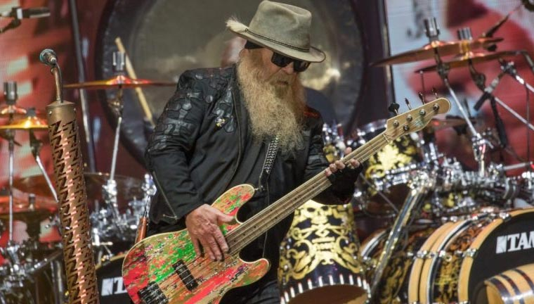 """SOINUGELA: Dusty Hill (ZZ Top), Byron Berline, Charlie Watts, Don Everly, Lee """"Scratch"""" Perry"""