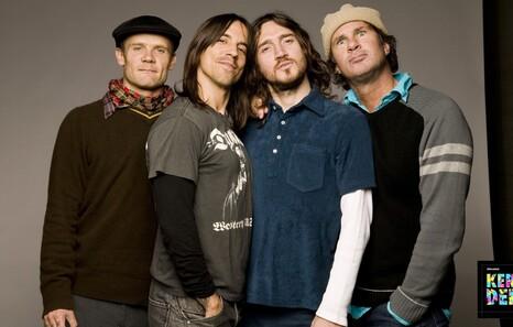 Kera Deia | Red Hot Chili Peppers
