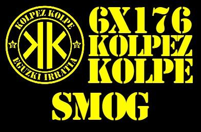 6X176 Kolpez Kolpe – SMOG
