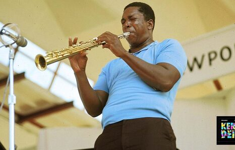 Kera Deia | John Coltrane x 2