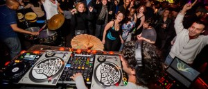 Turntables on The Hudson Present The Chinatown Getdown